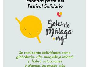 """Festival Solidario """"Soles de Málaga"""" con Fundación el Pimpi"""