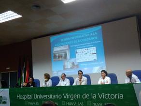 Conferencia sobre la estructura y funcionamiento del Servicio de Urgencias