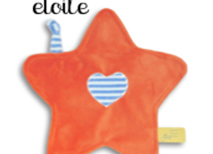 ÉTOILE orange