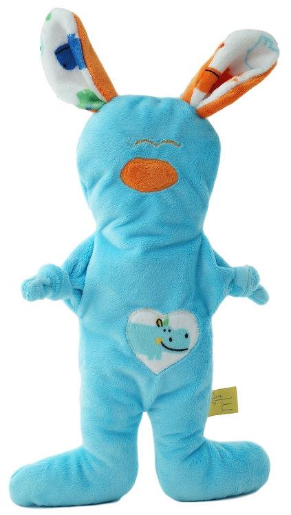 FLOPPIE turquoise & hippo