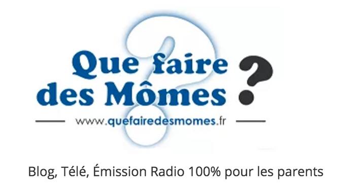 """MONCALIN dans l'émission radio """"Que Faire des Mômes?"""""""
