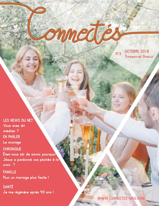 """magazine """"Connectés"""""""