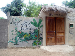 Jardin botanique de Kafountine