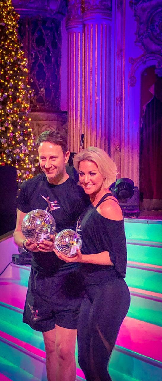 Blackpool Ian & Natalie 2018