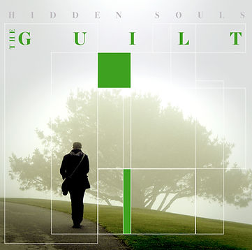 HIDDEN SOULS The Guilt . Single COVER.jp