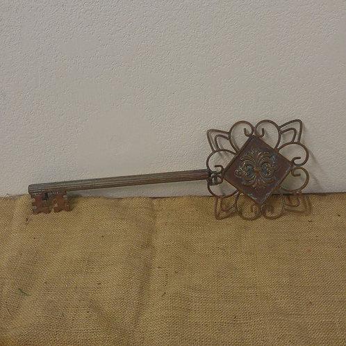Metal Copper Key