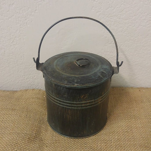 Can with Lid