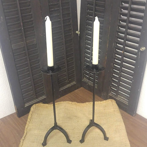 Pair of Candle Holder's