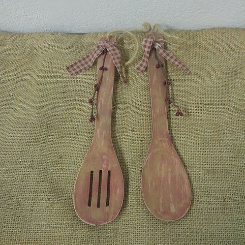Hanging Decorative Spoon Set