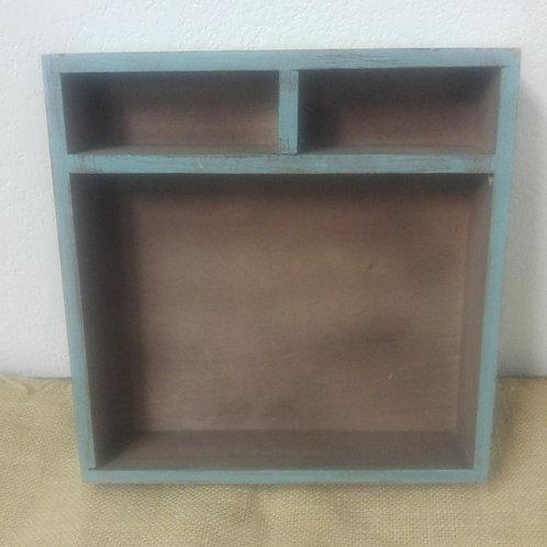 Teal Blue Box