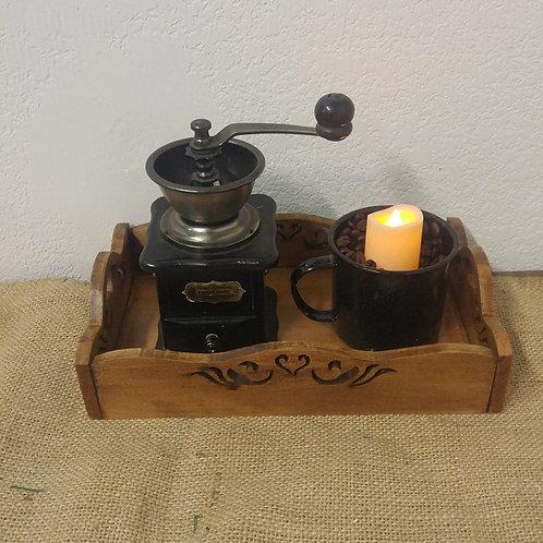 Coffee Grinder Arrangement