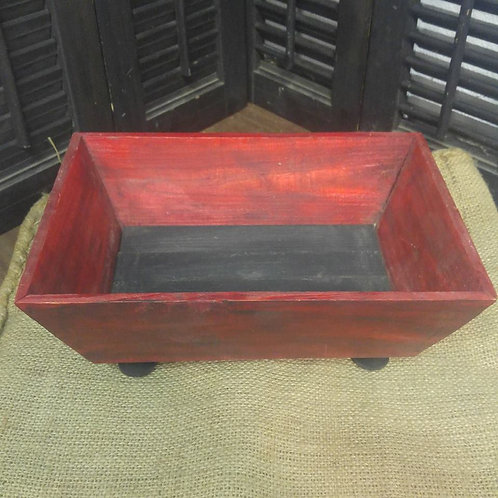 Wooden Rustic Box
