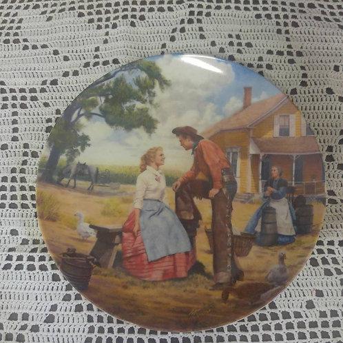 Collector Oklahoma Plate