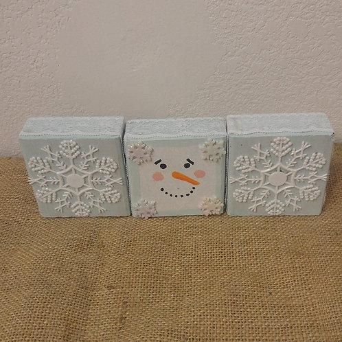 Snowman Block's