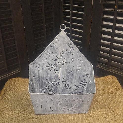 Tin Wall Pocket