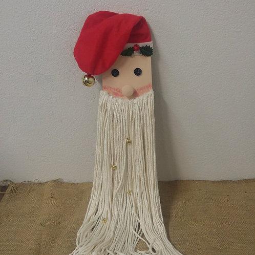 Hanging Santa with Beard
