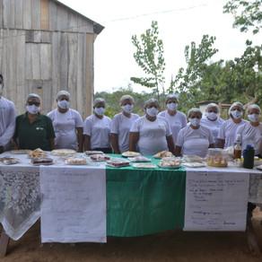 Prefeitura de capixaba finaliza curso de derivados do maracujá em parceria com o SENAR/AC
