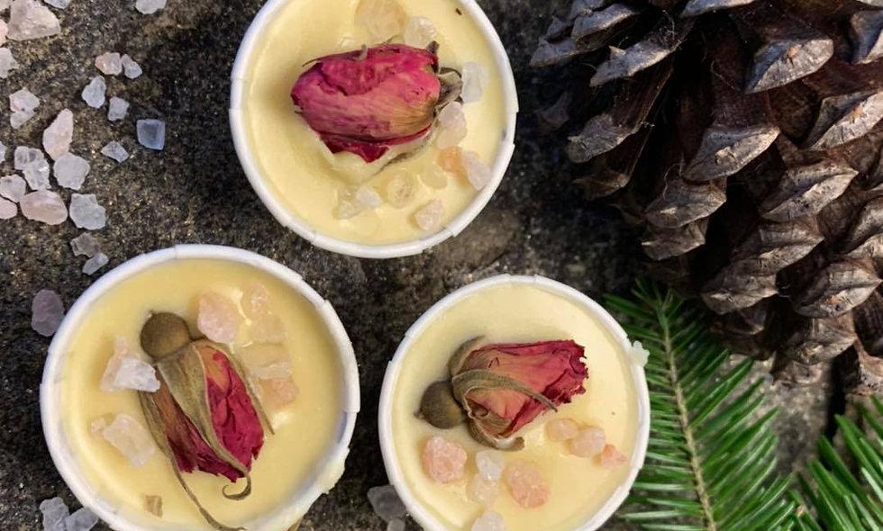 Rose Geranium Bath Truffles