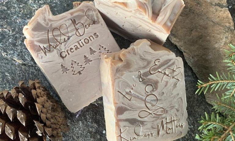 Coconut Cream Soap Bar