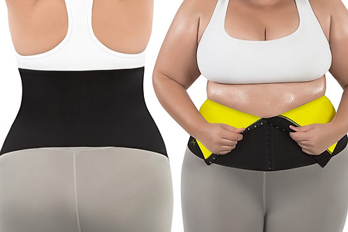 Women's Plus Size Waist Cincher for Ab Workouts at Home