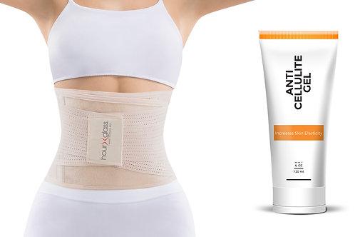 Genie HG (BG) + Anti-Cellulite Gel (4 oz)