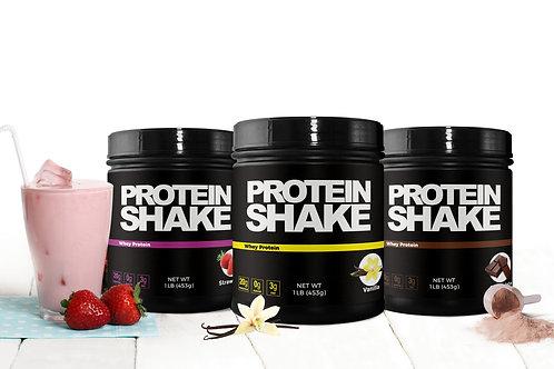 HV Shake Kit x 3 flavors