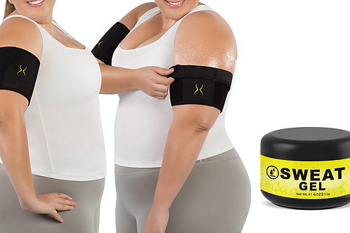 Hot Arms Plus + HV Thermo Active Gel (4 oz)