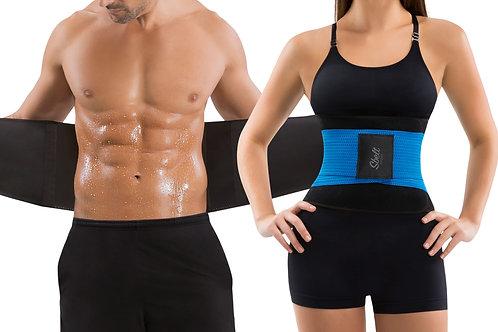 Unisex Neoprene Waist Trainer Belt for Weight Loss