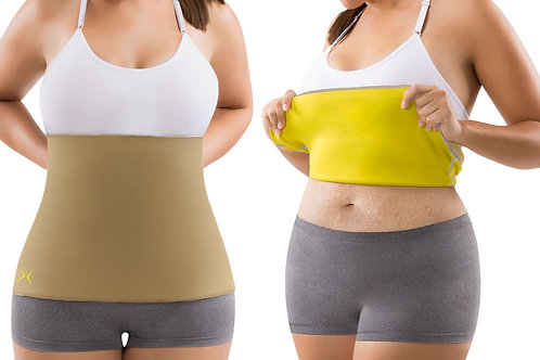 Hot Belt Women Plus Beige