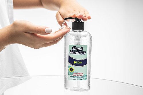 70% Isopropyl Alcohol Hand Sanitizer Gel (1-Pack, 2-Pack, 3-Pack, 4-Pack)