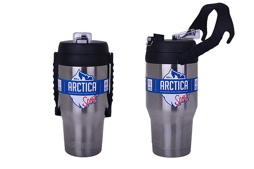 Arctica Stainless Steel Sport Cooler 50 Oz