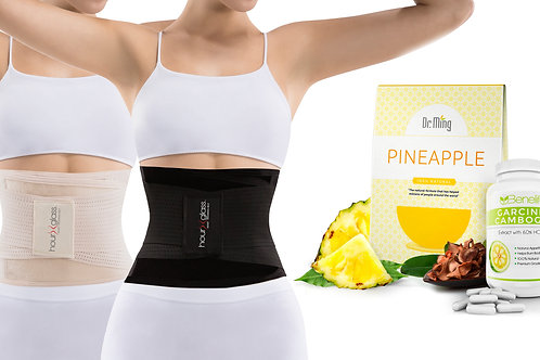 Genie HG + Benelife GC + Dr. Ming's Pineapple Tea (15-Pack)