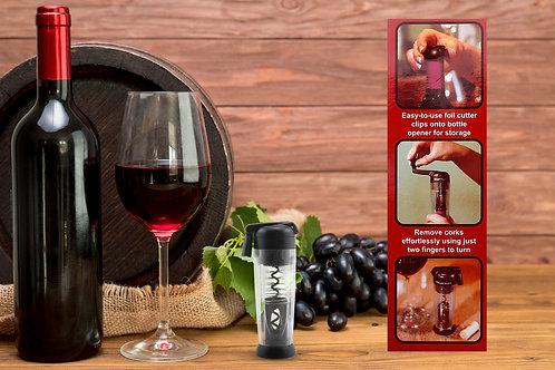 Electric Smart Wine Bottle Opener For Wine Bar