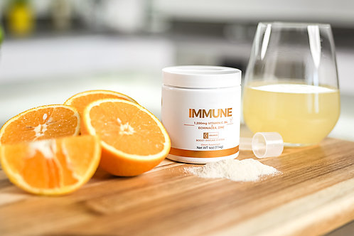 Daily Immune Booster Support with Vitamin C, B6 and Echinacea