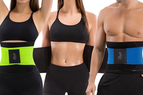 Unisex Neoprene Waist Trimmer Workout Enhancer