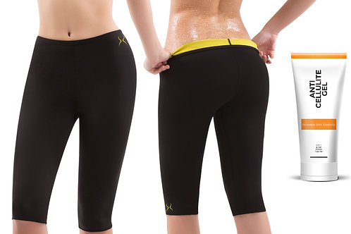 HS Capri Pants + Anti-Cellulite Gel (4 oz)