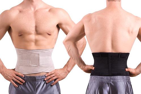V shape Trainer & Mr. Belt Black