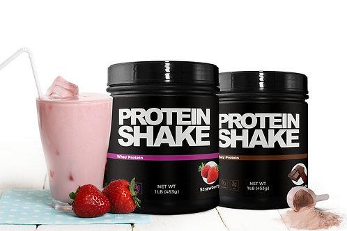 HV Shake Kit x 2 flavors