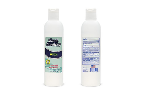 Hand Sanitizer Moisturizer with 70% Ethyl Alcohol  (240 ml)