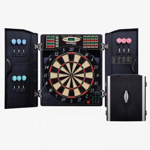 EBR1000 Bullshooter™ E-Bristle 1000 Dart Board