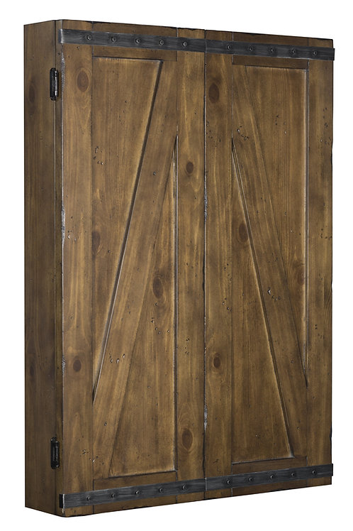 Harpeth Dartboard Cabinet