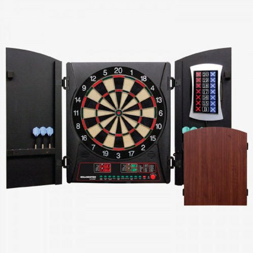 CMX3000 Bullshooter™ Cricket Maxx 3.0 Dart Board Cabinet