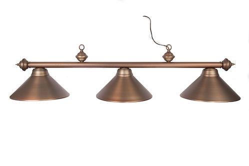 Rubbed Bronze Metal Light