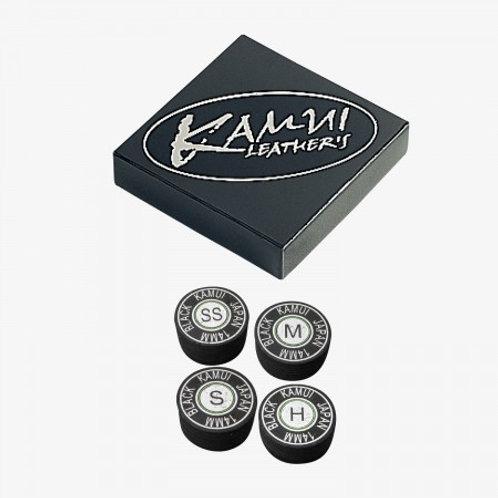 KB Kamui Black Leather Tip