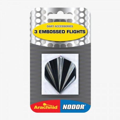 NDEMB Nodor® Three Embossed Flights