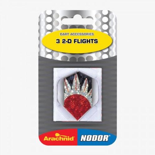 ND2DSLIM Nodor® Three 2-D Flights