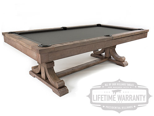 Carmel Billiard Table