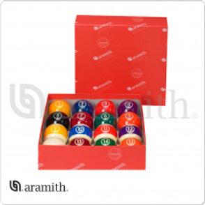 Aramith Continental Ball Set