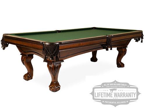 Monroe Billiard Table