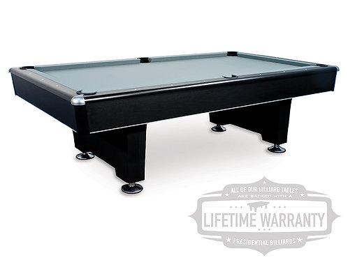 Black Diamond Billiard Table